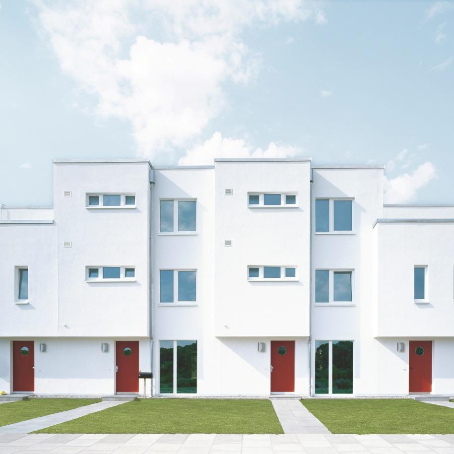 Rehau Ev Kapısı Sistemleri Brillant-Design