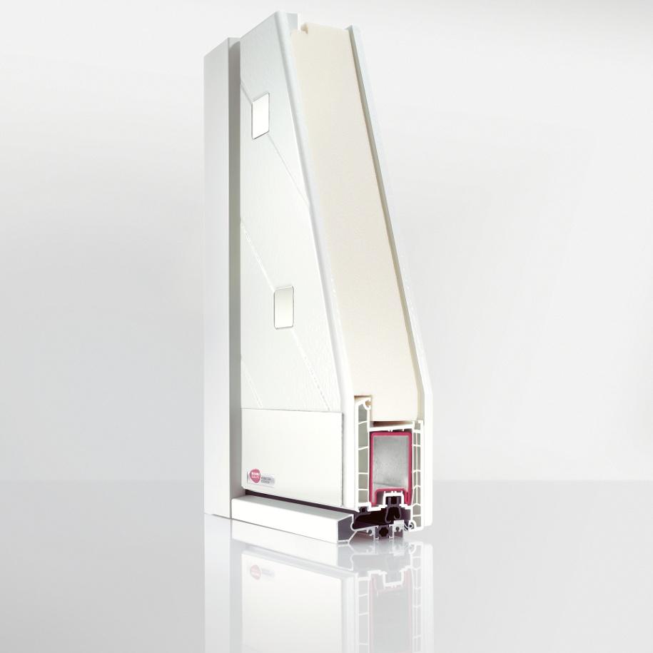 Rehau Ev Kapısı Sistemleri Pasif Evler İçin Brillant-Design