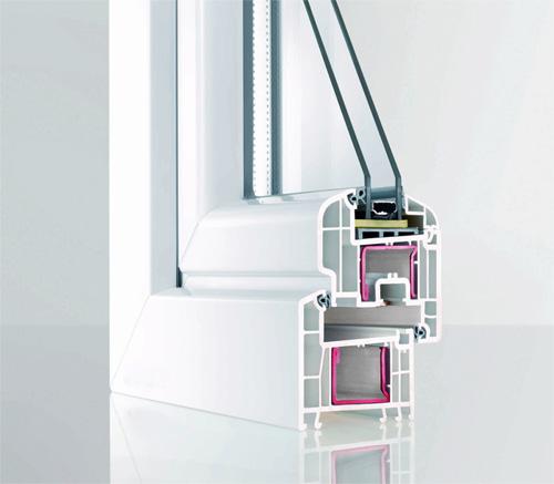 Pencere Euro-Design 70